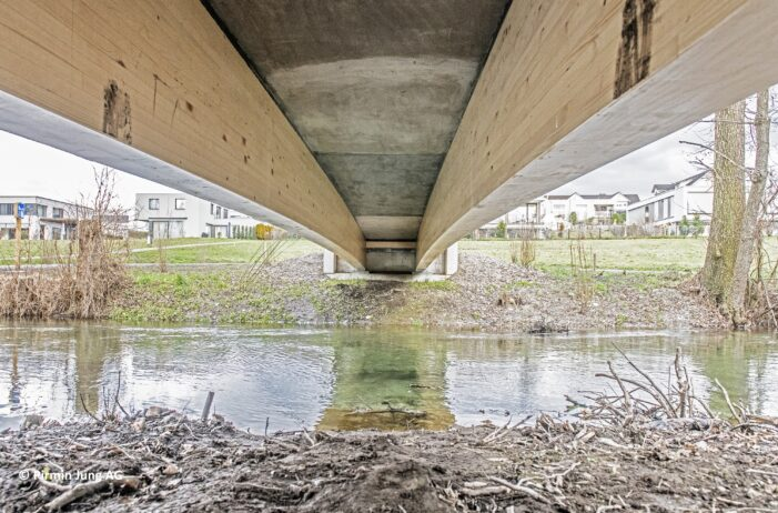 Brücke über Sure, Oberkirch