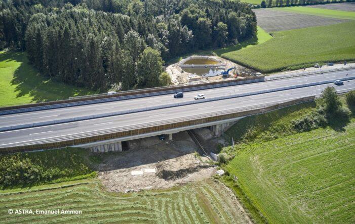 Wildtierkorridor Knutwil - EP Reiden-Sursee